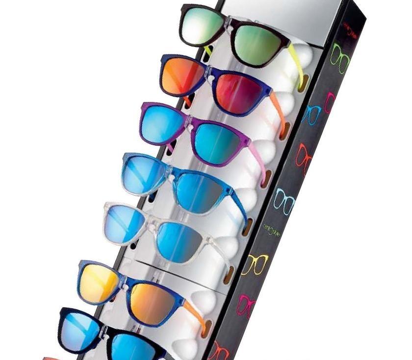 43eb6db48b Gafas sol espejo polar polarizada colores flúor Salamanca | Blog ...