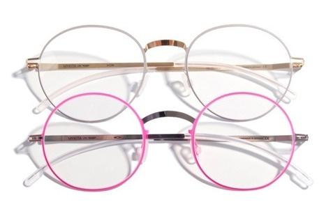 como encontrar seleccione para el último color atractivo gafas graduadas redondas pequenas